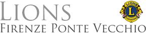 Logo Lions Firenze Ponte Vecchio