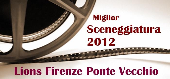 Premio miglior sceneggiatura 2012