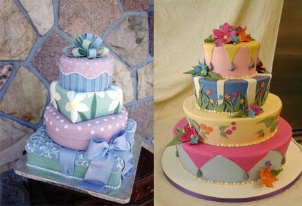 Wedding Cake Design Maker : Cake Design Lions Firenze Ponte Vecchio