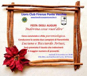 invito Festa Auguri LC Fi PonteVecchio